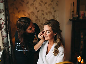 Catherine Strong Wedding Hair Stylist and Make-up Artist