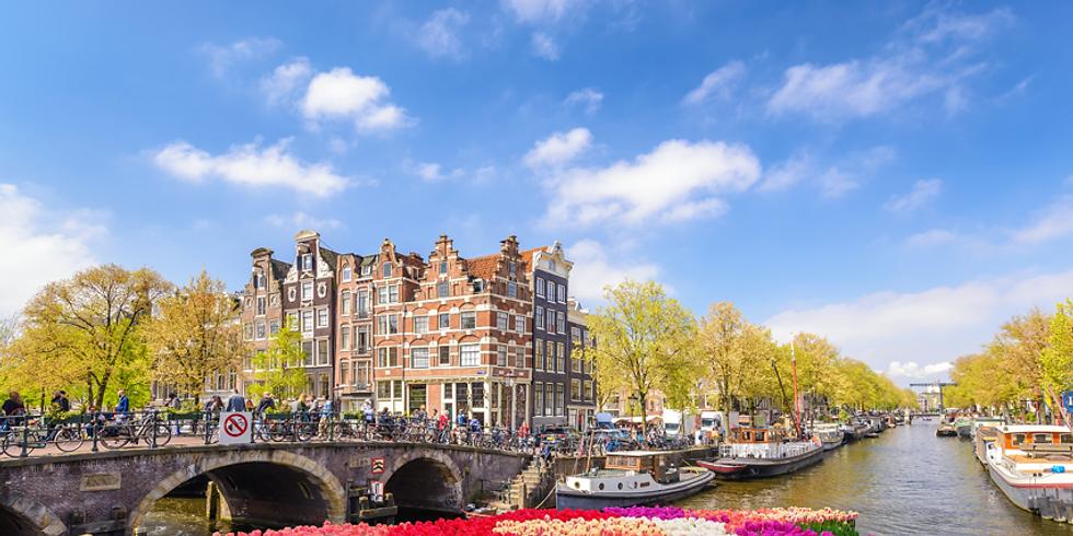 Tur til Nutanix EMEA HQ Amsterdam
