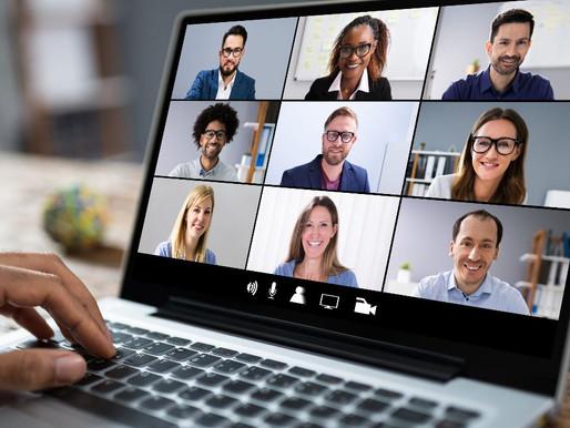 Gode og effektive møter: Webcast og webinar