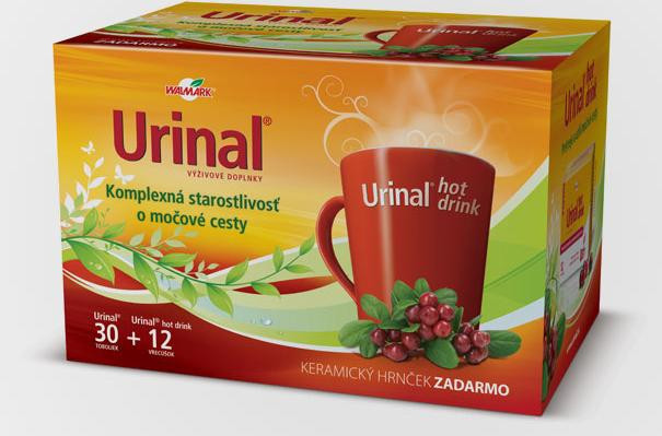 URINAL Hot Drink