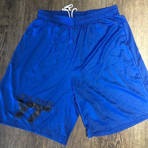 Shorts - YT Trained Blue