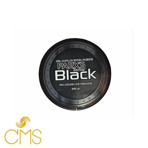 Gel Parx´s Extrafuerte Black