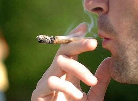 Consumo de marihuana aumento en  un 2% en España
