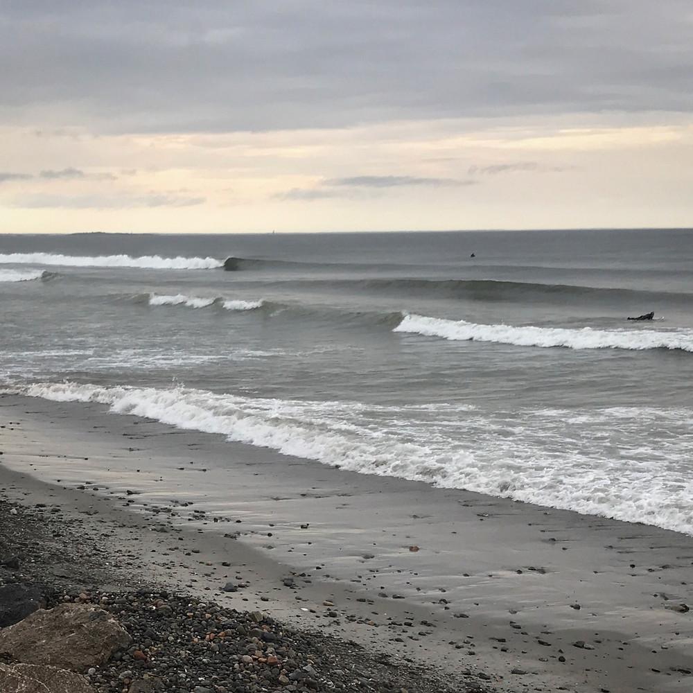 Nantasket Beach - March 25, 2019