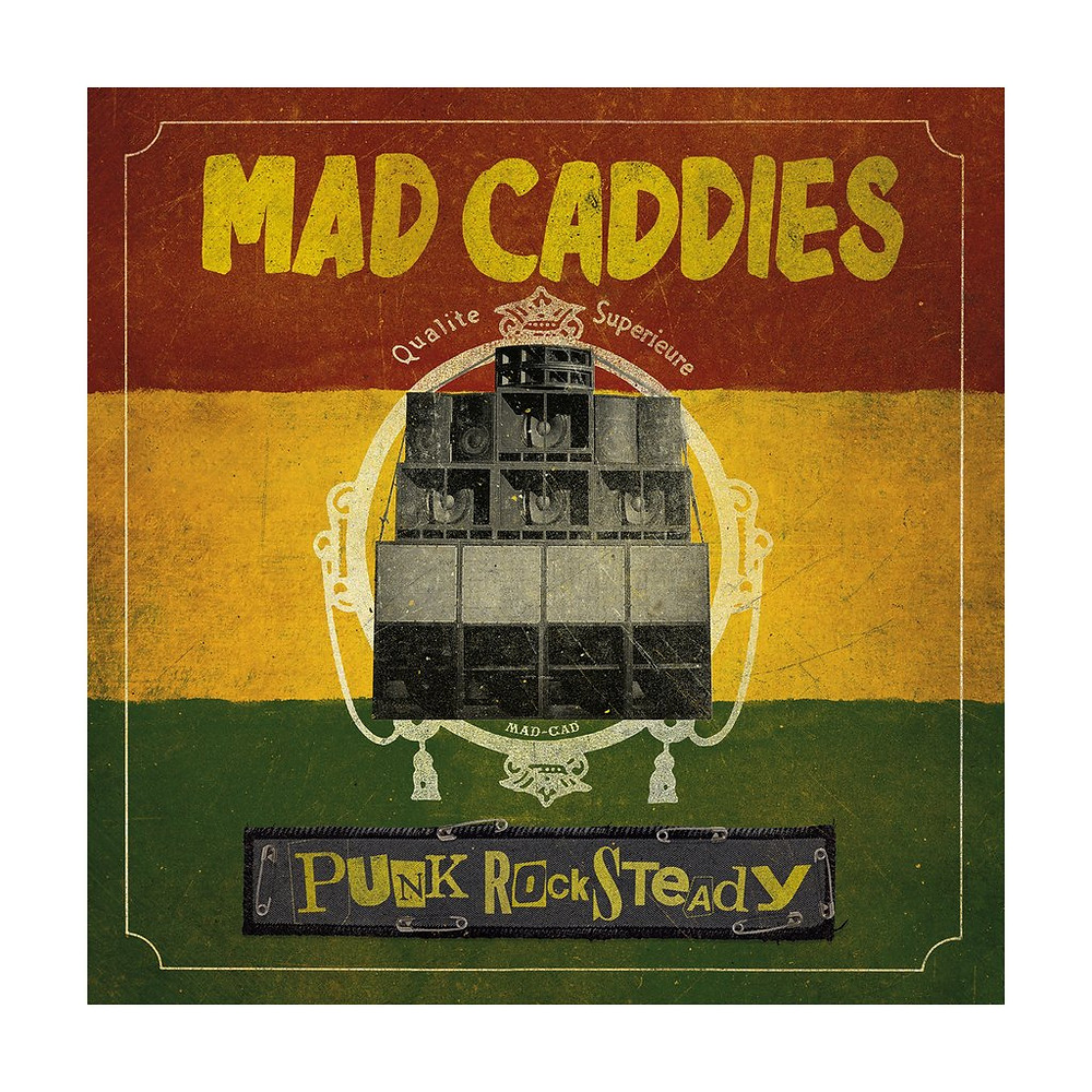 BUY: Punk Rock Steady on Fat Wreck Chords