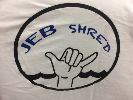 Official Jebshred Merch