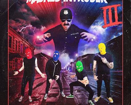 ALBUM REVIEW: Masked Intruder III Lowdown, Lovesick Losers Lurking Outside