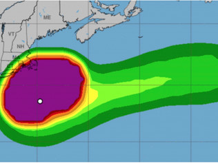 Sub-Tropical Storm Melissa