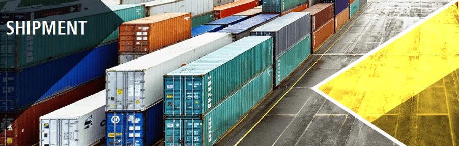 Shipment Batimat Egypt