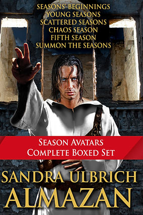Season Avatars Complete Boxed Set Cover
