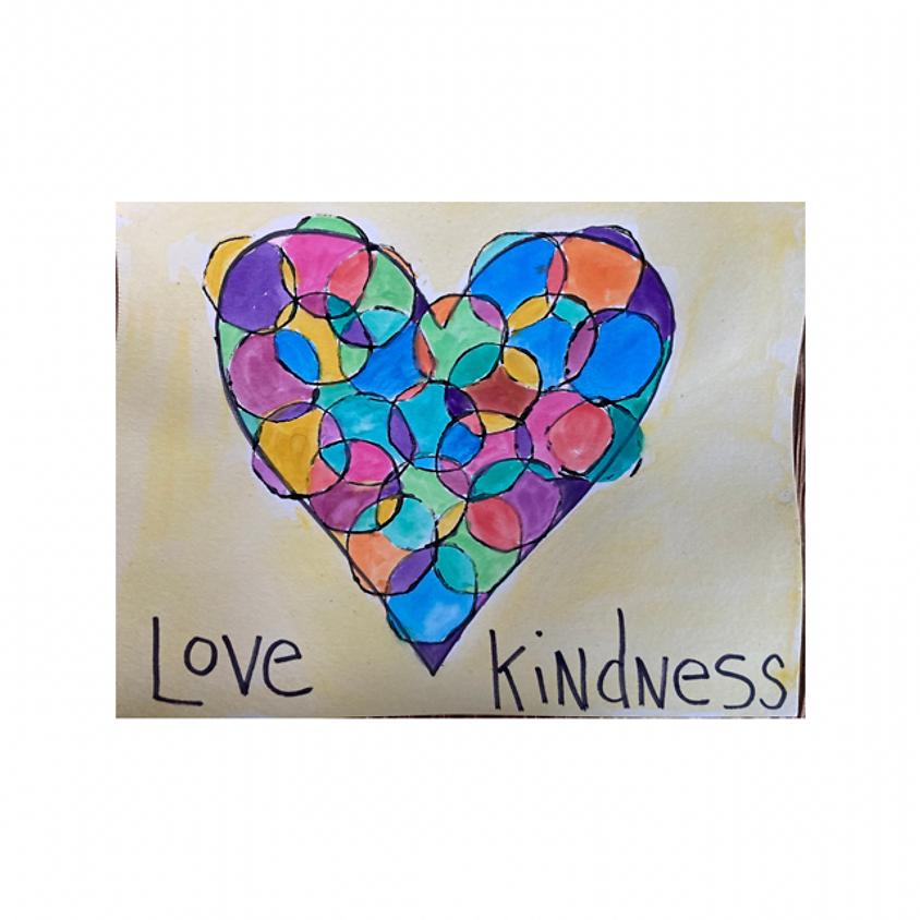 Love & Kindness Hearts