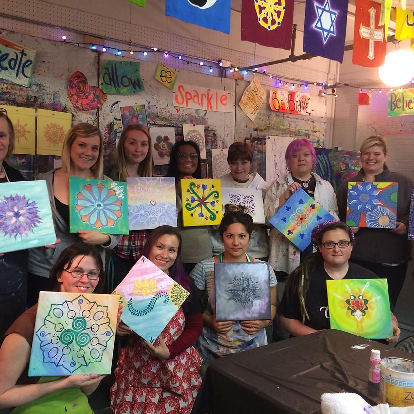 Mandalas: Creativity for YOUR Soul