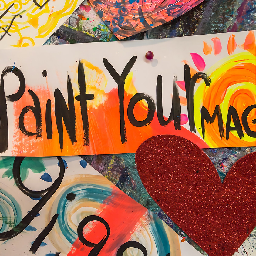 Artful Intuitive Painting
