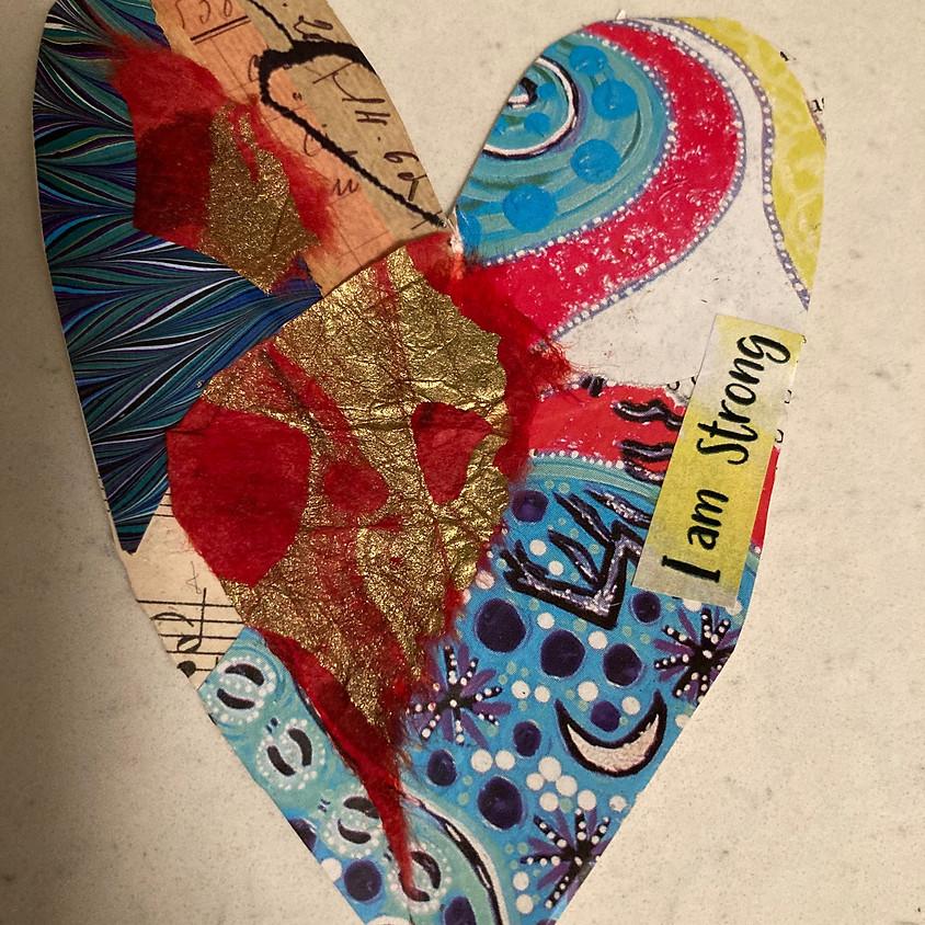 Heart Collage Challenge