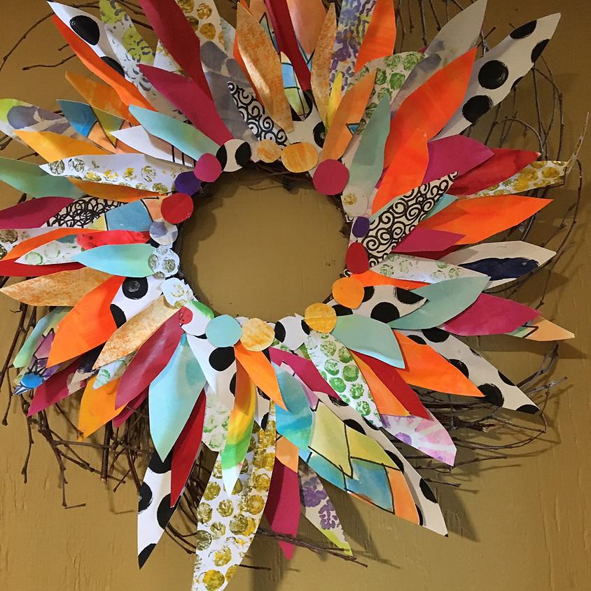 Let's Create a Wreath