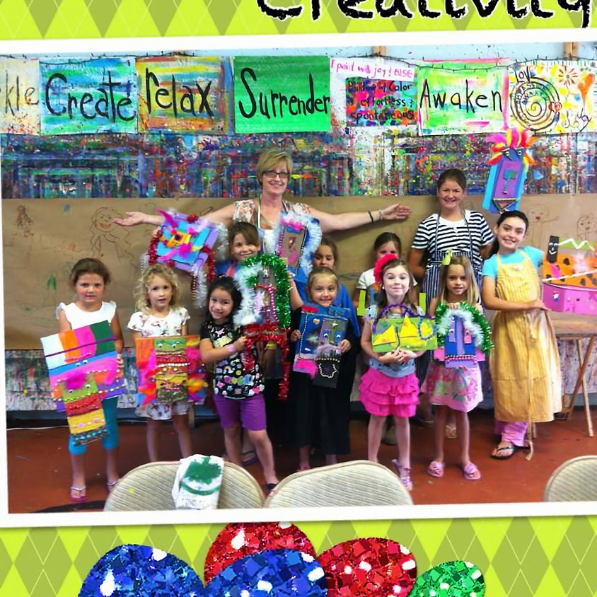 Girls Creative Empowerment Camp