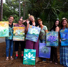 Lotus Flower Class. Find freedom in and out of the mud. Bring about Transformation.
