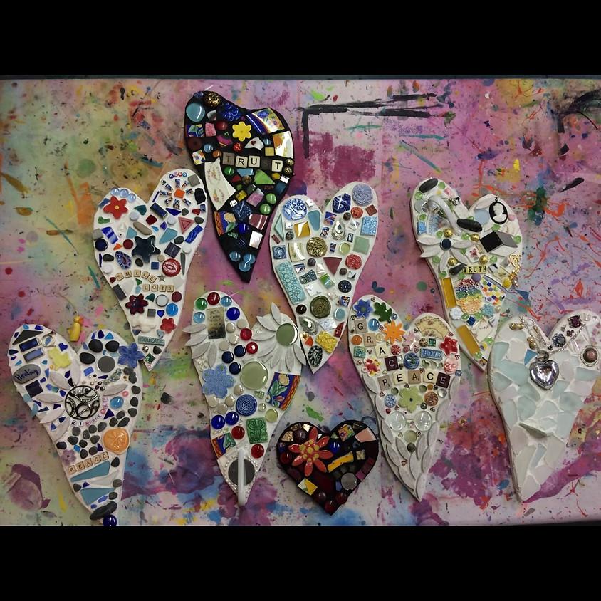 Mosaic Experience: Art Journey