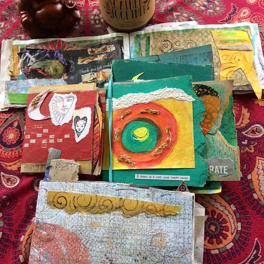 Creative Circle of Women - Junk Journal