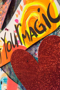 You are magical at Artful Dreamers with Nadine Hamil