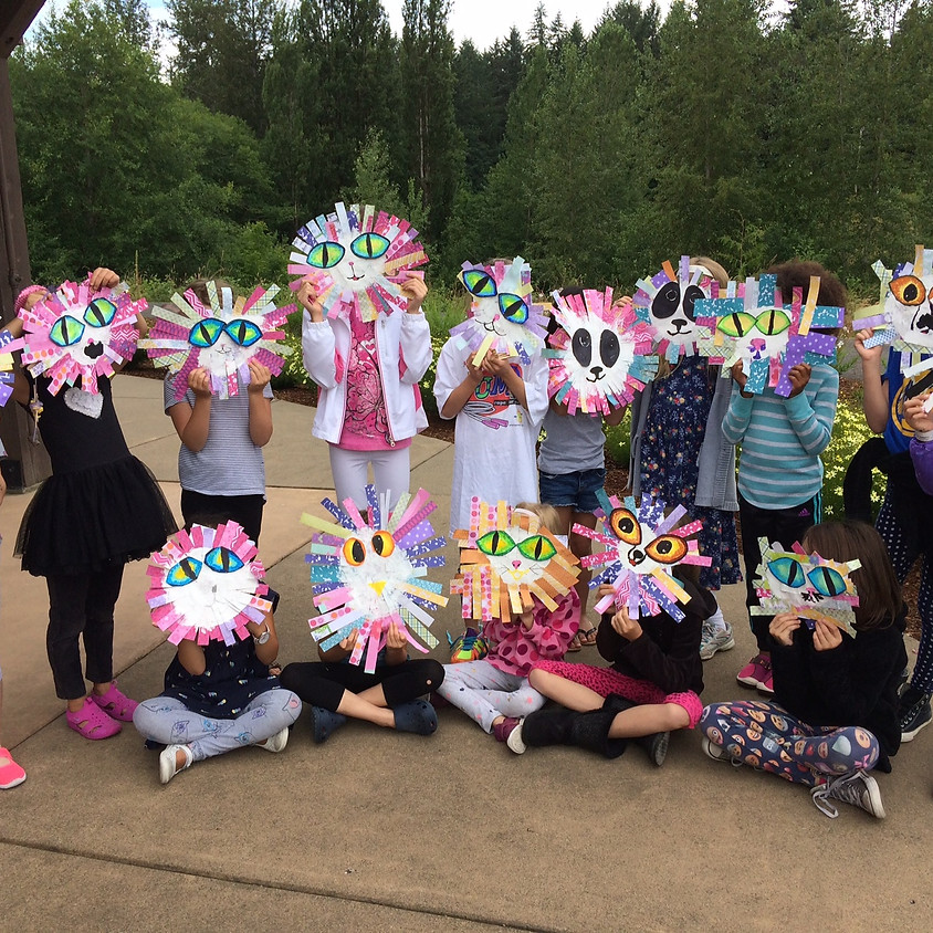 Girls Creative ART Camp