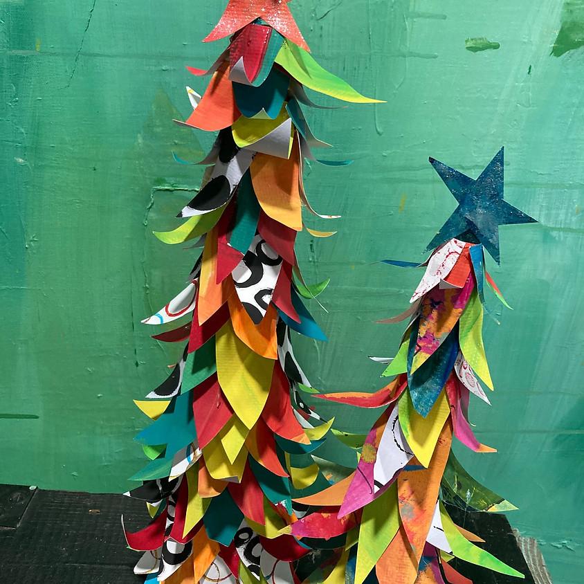 KIDS Christmas Tree Class