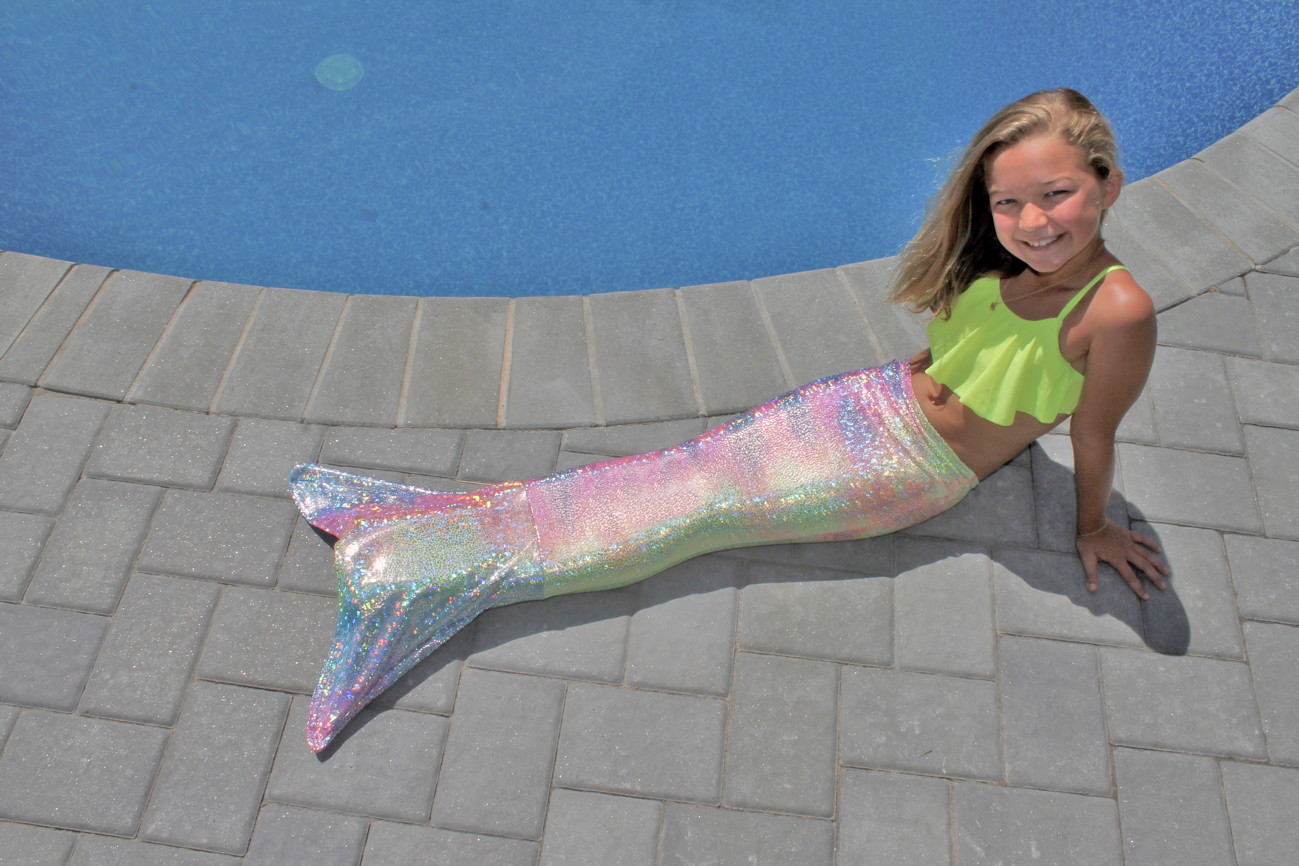 HMC Ombre Mermaid Karley