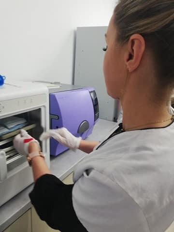 Higienistka stomatologiczna - zajęcia praktyczne