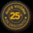 SELO_AV_25_CINZA.png