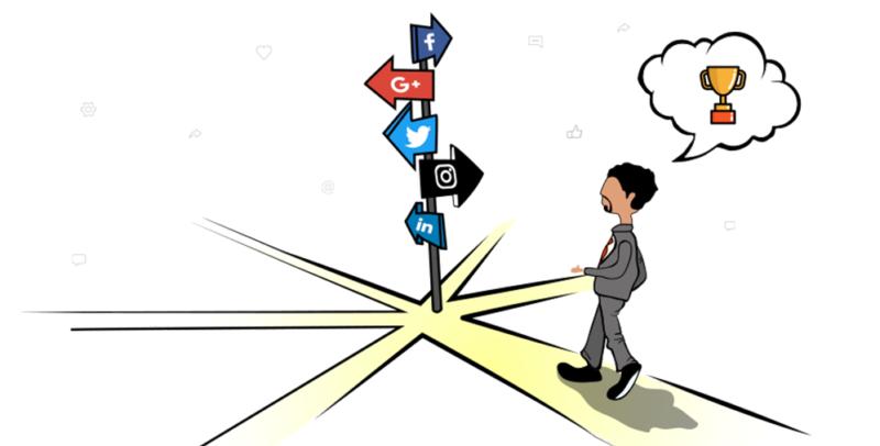 ZoHelpers - Choosing the Right Social Media