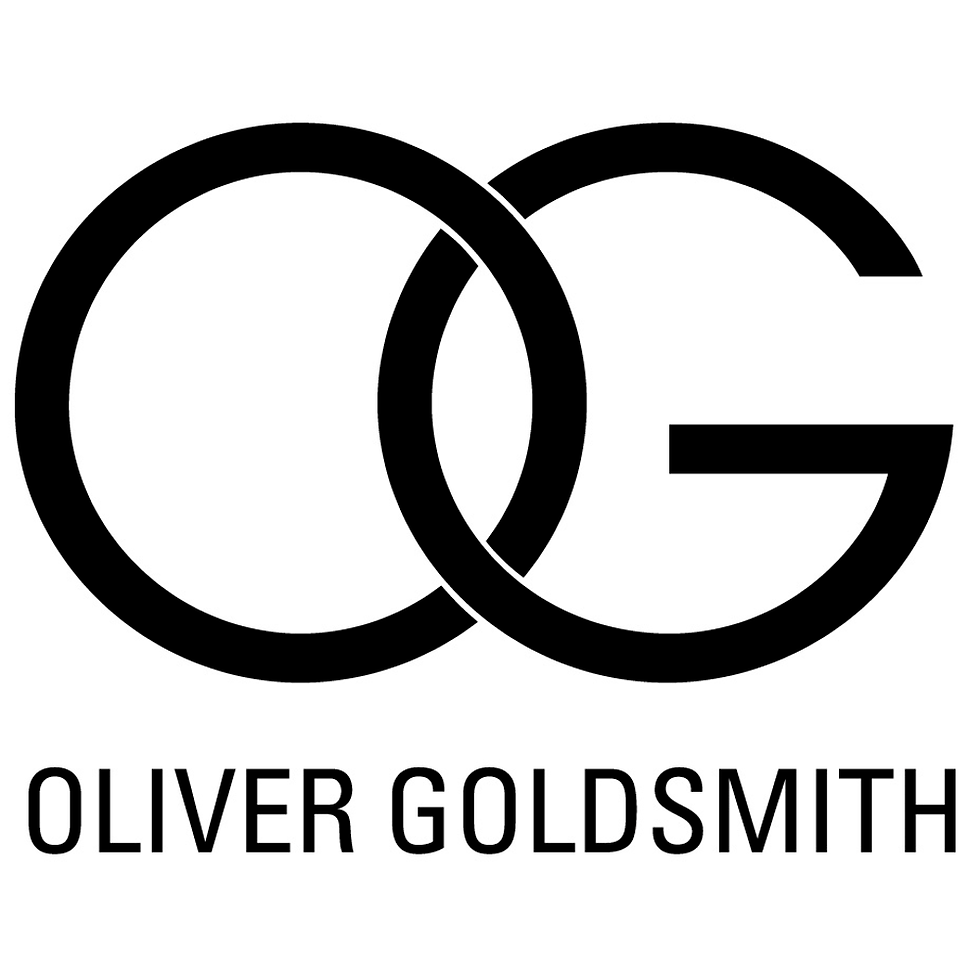 Oliver Goldsmith Eyewear exclusive to The Optical Co.