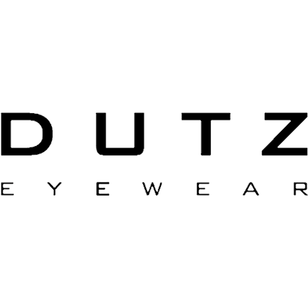 Dutz Eyewear exclusive to The Optical Co.