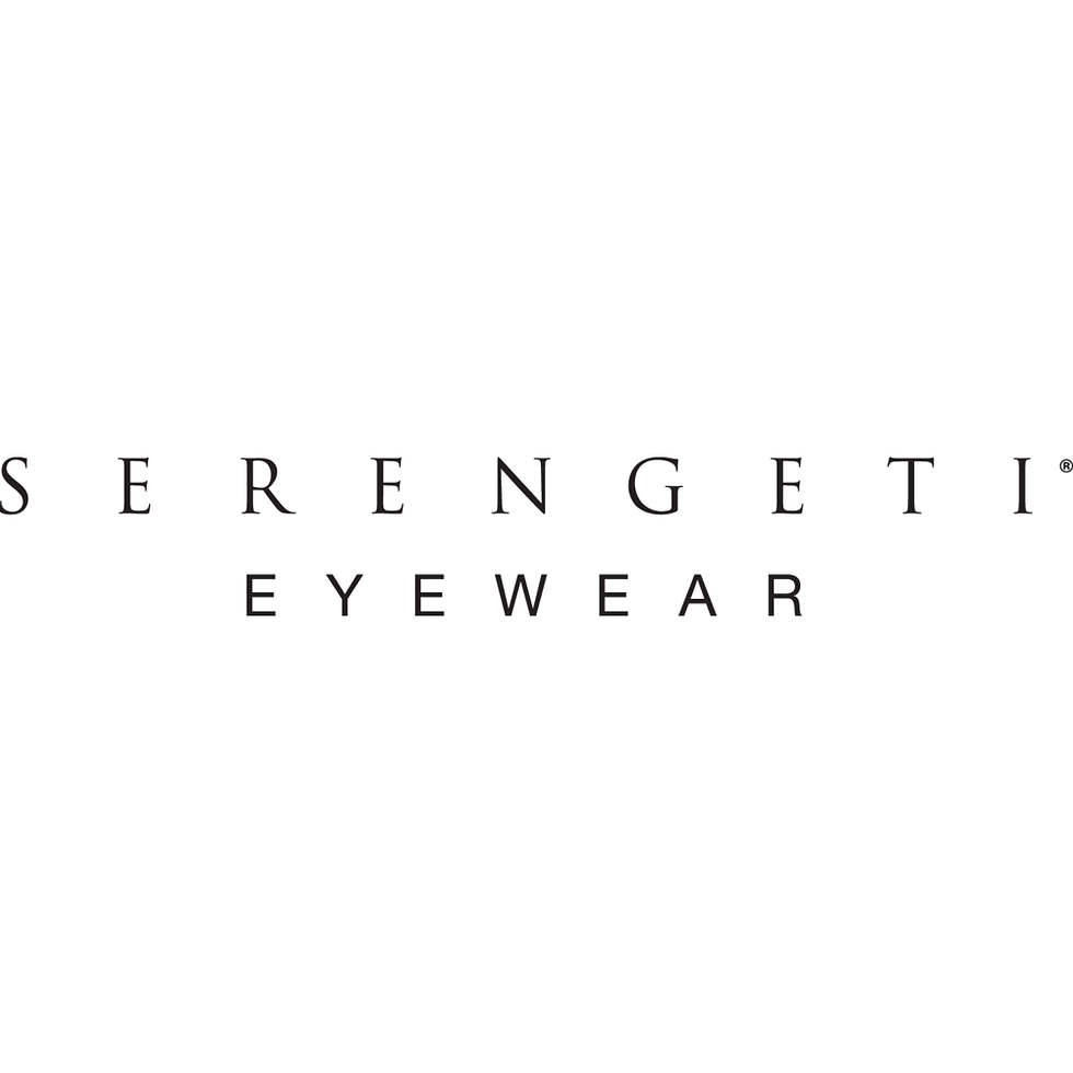 Serengeti Eyewear exclusive to The Optical Co.