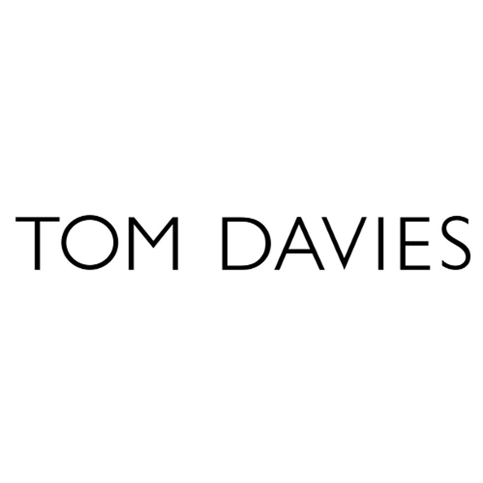 Tom Davies Eyewear exclusive to The Optical Co.