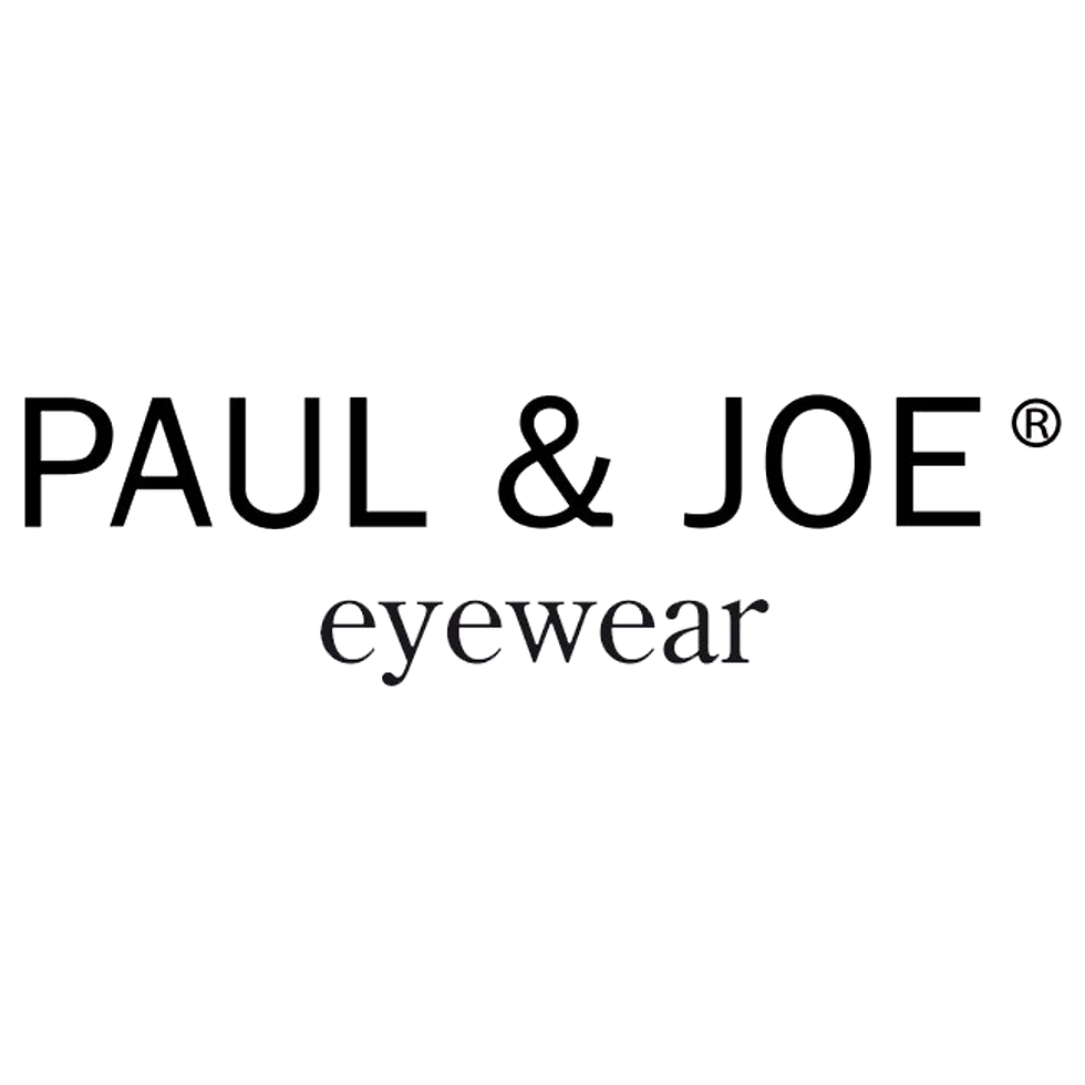 Paul & Joe Eyewear exclusive to The Optical Co.
