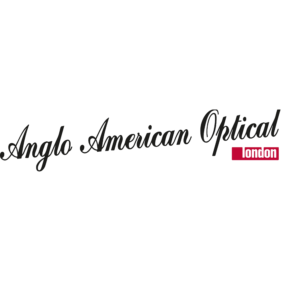 Anglo American Eyewear exclusive to The Optical Co.