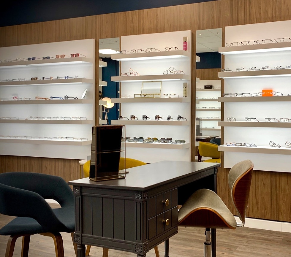 Specialist Services at The Optical Co.