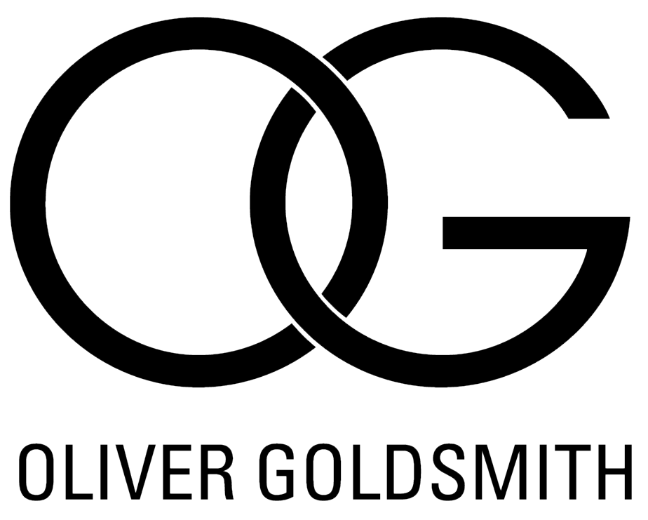 Oliver Goldsmith Eyewear exclusively at The Optical Co.