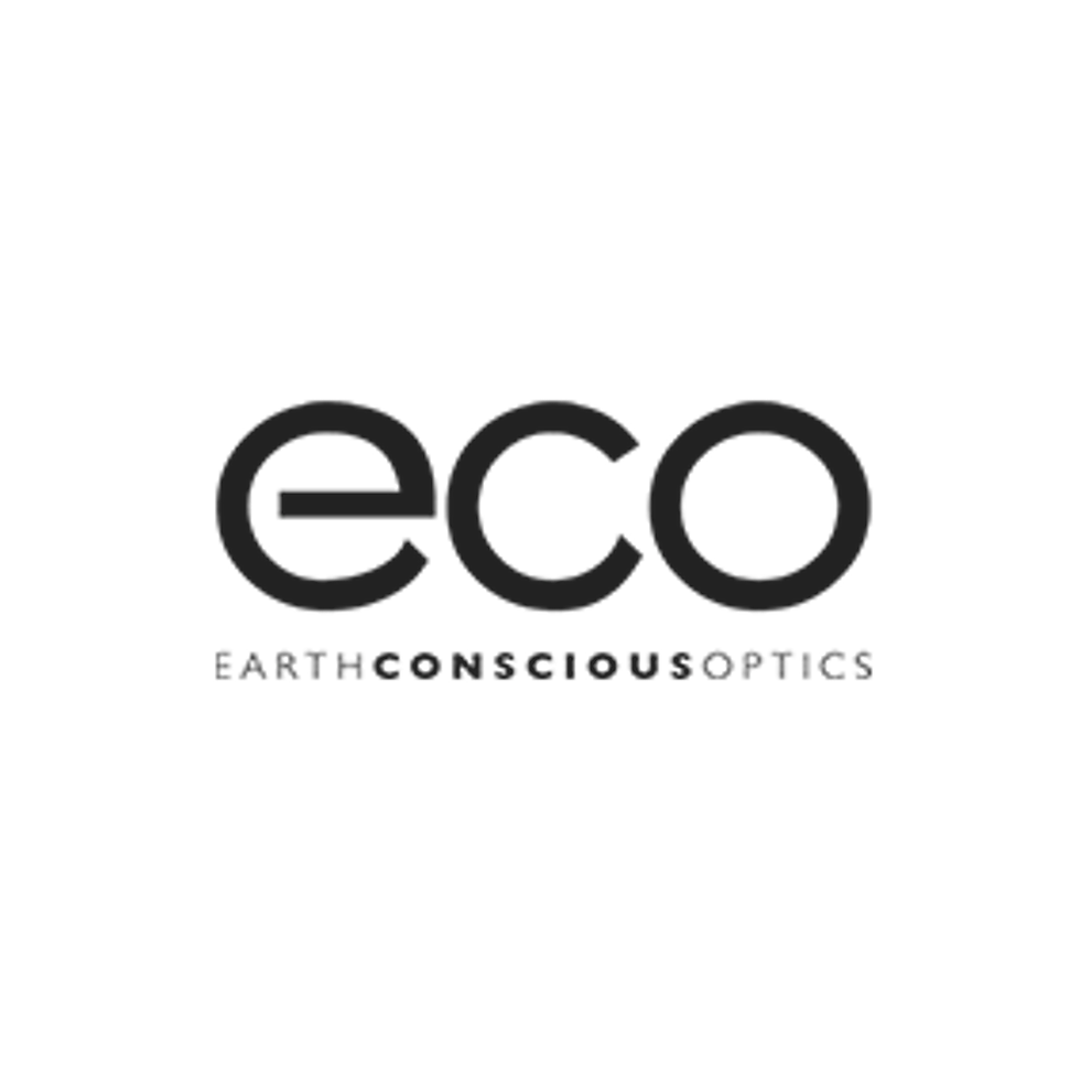 ECO Eyewear exclusive to The Optical Co.