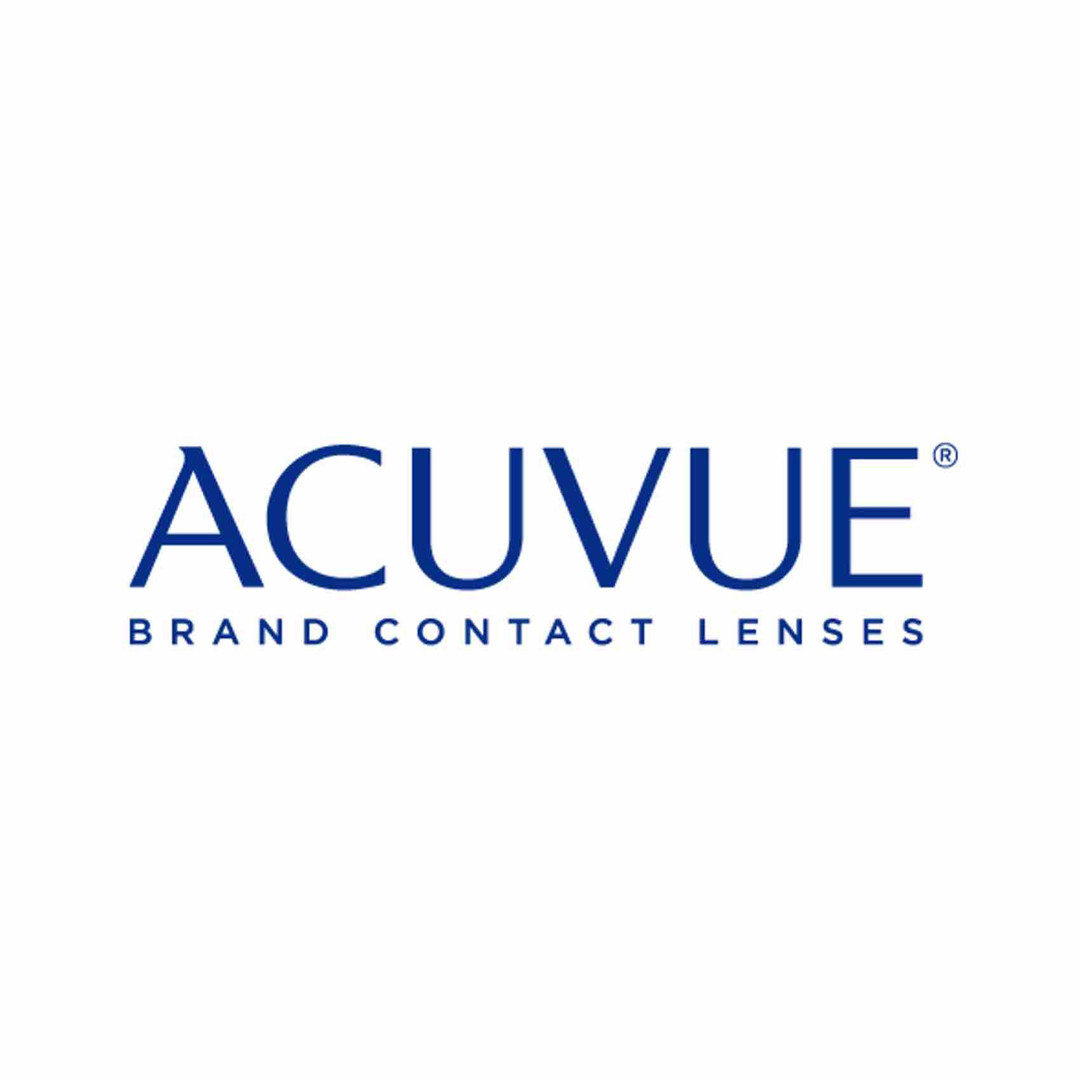 Johnson & Johnson Acuvue Contact Lenses.