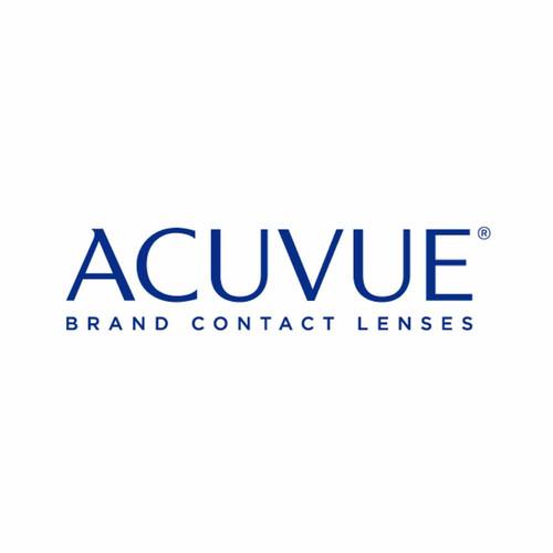Johnson & Johnson Acuvue Contact Lenses.