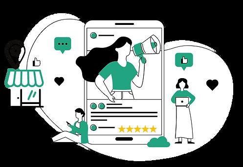 Online Bewertungen stärken Ihr Unternehm