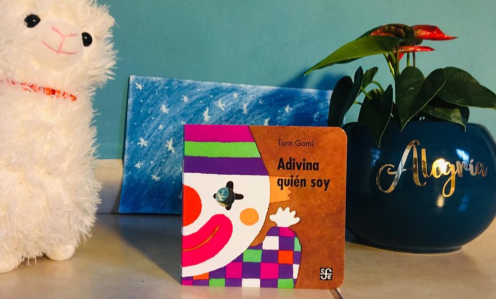 "Libro Infantil ""Adivina quien soy..."""