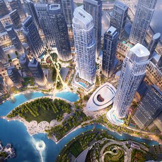 Opera District, Dubai UAE