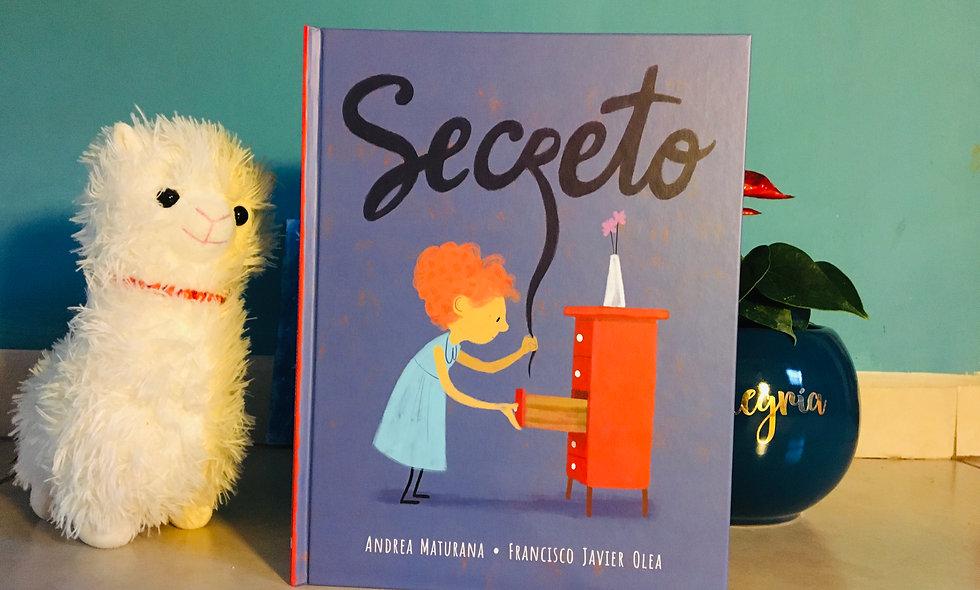 """Libro Infantil """"El Secreto..."""""""