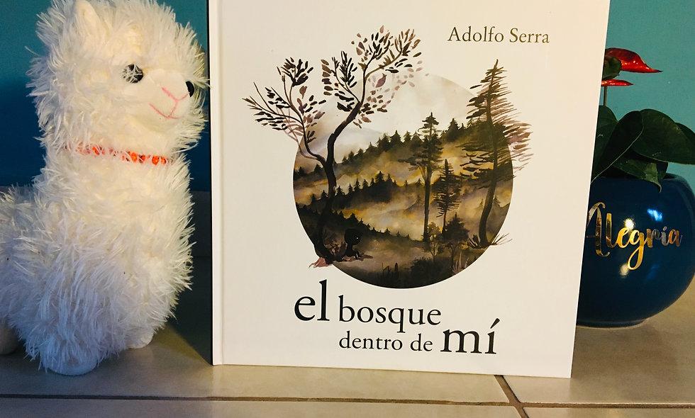 """Libro Infantil """"El bosque dentro de mí..."""""""