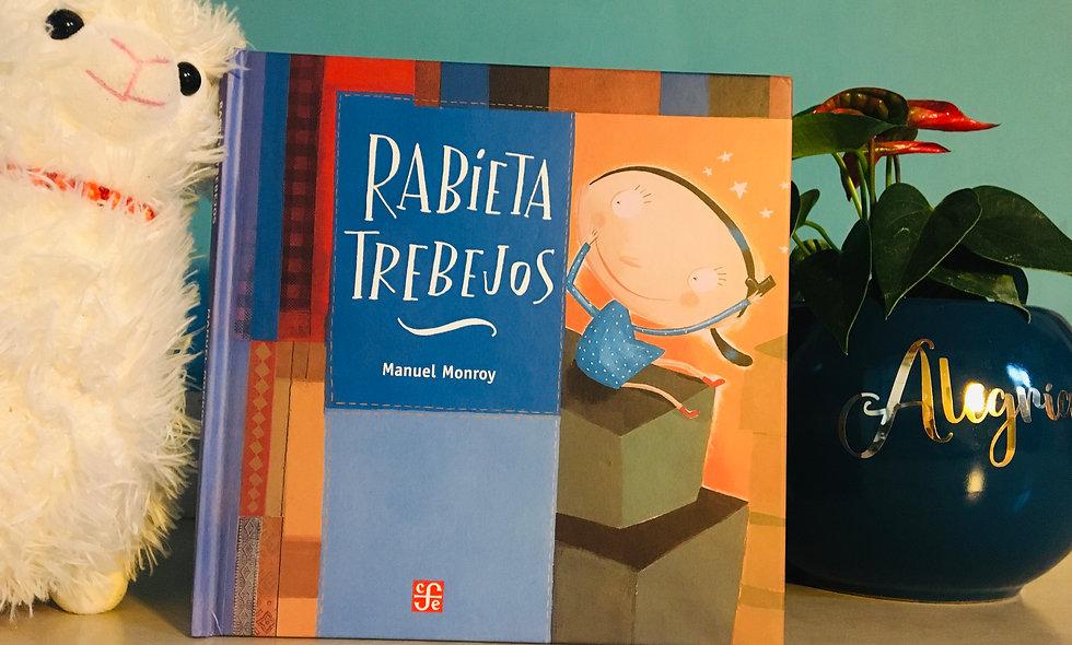 """Libro Infantil """"Rabieta Trebejos..."""""""