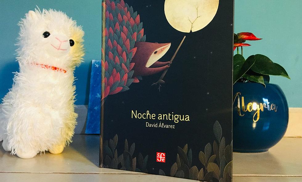 """Libro Infantil """"Noche Antigua..."""""""