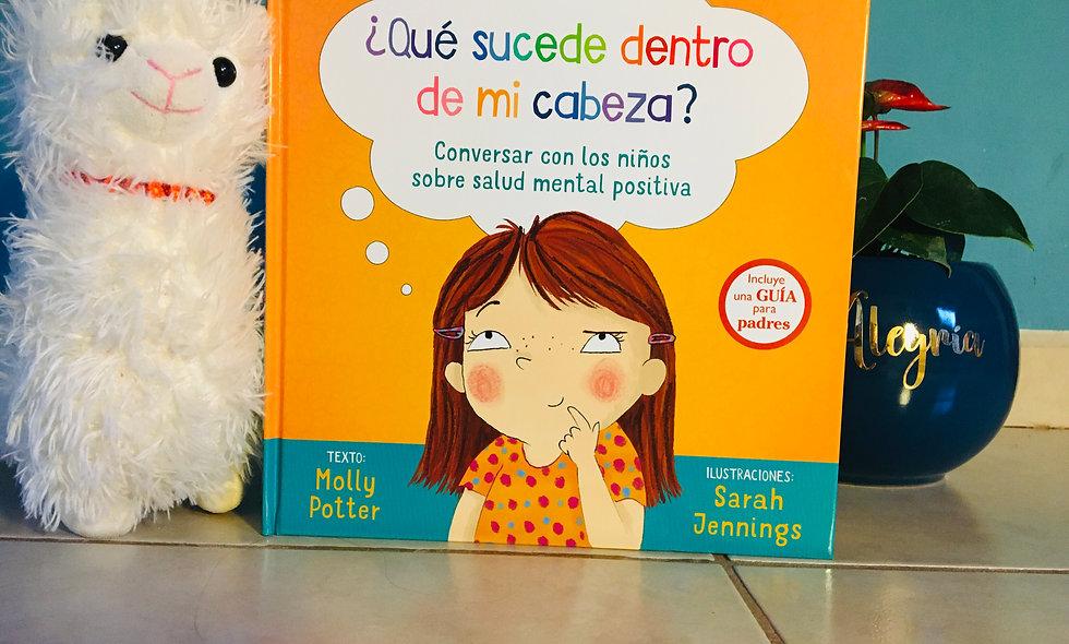 """Libro Infantil """"¿Qué sucede dentro de mi cabeza?"""""""