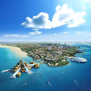 Saadiyat Island, Abu Dhabi UAE